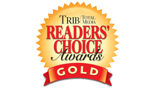 Trib Total Media Readers' Choice Awards Gold 2018